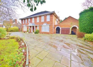 Thumbnail 4 bedroom property to rent in Roundwood Avenue, Hutton Mount, Shenfield
