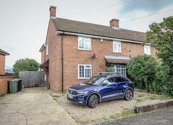 Thumbnail 4 bed semi-detached house for sale in Station Crescent, Lidlington, Bedfordshire