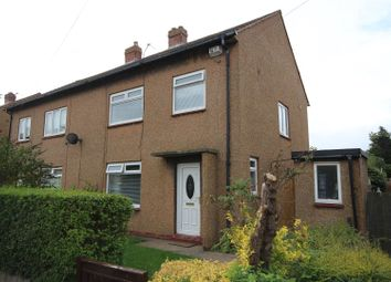 Thumbnail 3 bed semi-detached house for sale in Morris Crescent, Boldon Colliery
