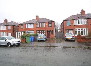 Thumbnail 5 bedroom semi-detached house to rent in Fairholme Road, Withington, Manchester