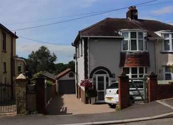 Thumbnail 3 bed semi-detached house for sale in Cae Mansel Road, Gowerton, Swansea