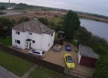Thumbnail 3 bed detached house for sale in 211 Peterborough Road, Whittlesey, Peterborough, Cambridgeshire
