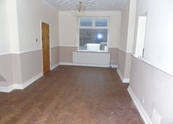 Thumbnail 3 bed property to rent in Upper Adare Street, Pontycymmer, Bridgend