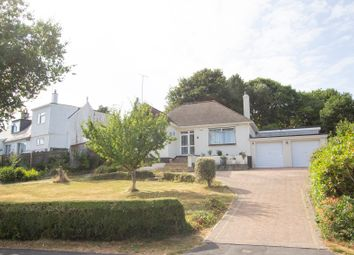 Thumbnail 4 bed detached bungalow for sale in Holtwood Road, Glenholt, Plymouth