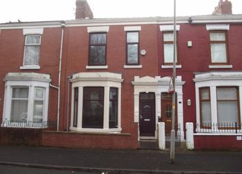 Thumbnail 3 bed terraced house to rent in St. Thomas Road, Preston