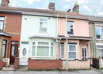 Thumbnail 2 bed terraced house to rent in Cathcart Street, Lowestoft