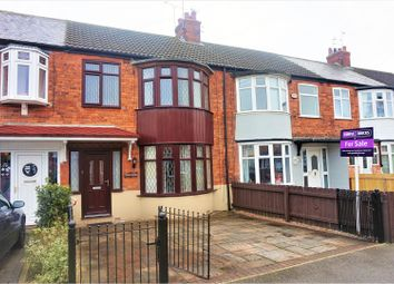 Thumbnail 3 bed terraced house for sale in Westfield Road, Hull