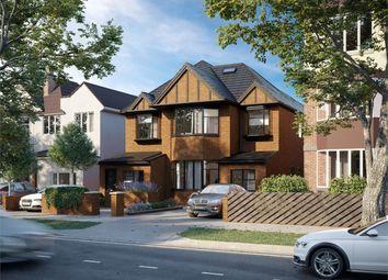 Thumbnail 2 bedroom flat to rent in Flat 4, Harrowdene Road, Wembley