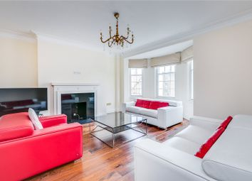 Thumbnail 4 bed flat to rent in Malvern Court, Onslow Square, London
