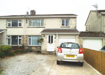 3 bed semi-detached house for sale in Ty Fry Close, Brynmenyn, Bridgend CF32