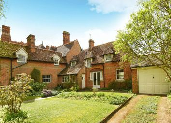 Thumbnail 4 bed semi-detached house for sale in Park Crescent, Abingdon