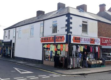 Thumbnail Commercial property to let in Regent Street, Blyth