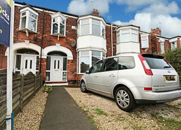 Thumbnail 3 bed terraced house for sale in Woldcarr Road, Hull, East Riding Of Yorkshire