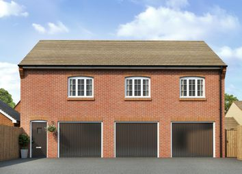 "Thumbnail 2 bed terraced house for sale in ""Stevenson"" at Juliet Drive, Brackley"