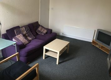 Thumbnail 3 bed flat to rent in Warwick Street, Heaton, Newcastle Upon Tyne