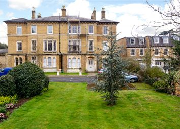 Thumbnail 2 bed flat for sale in Birch Lodge, 21 Copse Hill, London