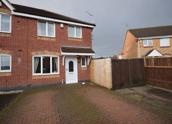 Thumbnail 3 bed terraced house for sale in The Hawthorns, Kirkby-In-Ashfield, Nottingham