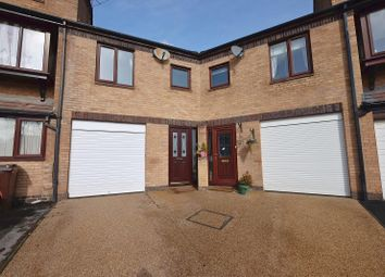 Thumbnail 4 bed town house for sale in Wessex Gardens, Dore, Sheffield