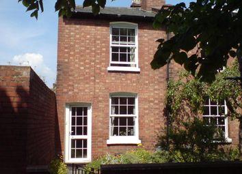 Thumbnail 2 bed semi-detached house to rent in Gordon Street, Leamington Spa