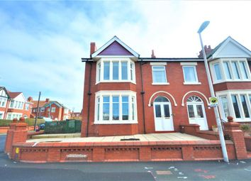 Thumbnail 5 bed end terrace house for sale in Dorchester Road, Blackpool, Lancashire