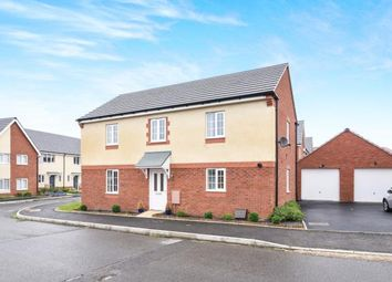 Thumbnail 4 bed detached house for sale in Crump Way, Evesham, Worcestershire, .