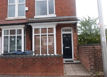 Thumbnail 2 bedroom end terrace house to rent in Charlotte Road, Stirchley, Birmingham