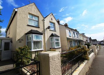 2 bed semi-detached house for sale in York Road, Torpoint, Cornwall PL11