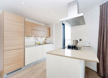 Thumbnail 3 bedroom flat to rent in Unex Tower, Stratford, London