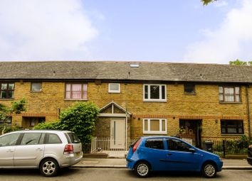 Thumbnail 4 bed terraced house to rent in Frederick Crescent, Oval, London