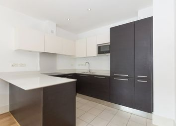 Thumbnail 1 bed flat to rent in Ensign House, Battersea Reach