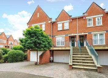 Thumbnail 4 bed terraced house to rent in Holloway Drive, Virginia Water