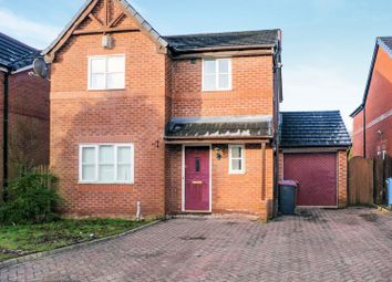 Thumbnail 3 bedroom detached house to rent in Goodshaw Road, Walkden, Manchester