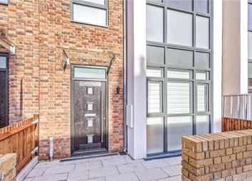 Thumbnail 3 bed property to rent in Fawe Park Road, London