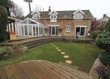 Thumbnail 3 bed detached house for sale in Castle Road, Clevedon