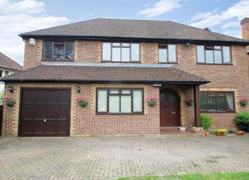Thumbnail 4 bed detached house to rent in Oak End Way, Woodham