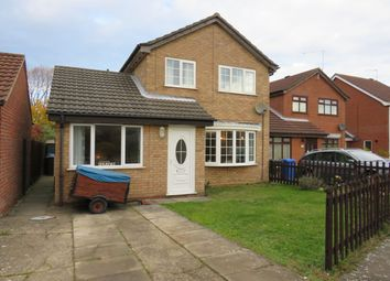 Thumbnail 3 bed detached house for sale in Fortress Road, Carlton Colville, Lowestoft