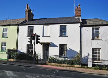 Thumbnail 2 bedroom terraced house for sale in South Street, Barnstaple