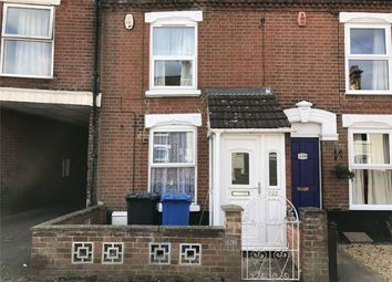 Thumbnail 2 bed terraced house for sale in Silver Road, Norwich