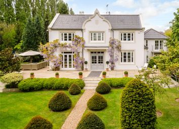 Thumbnail 6 bed detached house for sale in The Green, Englefield Green, Surrey