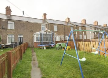 Thumbnail 3 bed terraced house for sale in Percy Terrace, Delves Lane, Consett