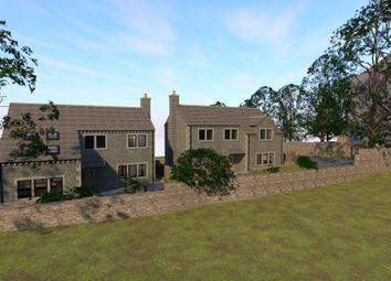 Thumbnail 3 bed detached house for sale in Church Street, Netherthong, Holmfirth
