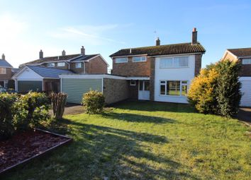 Thumbnail 4 bed detached house to rent in Mill Road, Stilton
