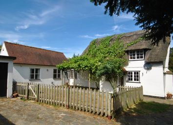 Thumbnail 4 bed detached house for sale in Hall Green, Little Hallingbury