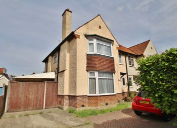 Thumbnail 3 bed semi-detached house for sale in Ewell Road, Surbiton, Surrey