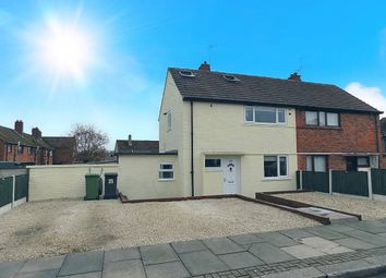 Thumbnail 2 bed semi-detached house for sale in Springfield Road, Harraby, Carlisle