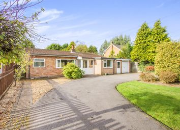 Thumbnail 2 bedroom detached bungalow for sale in Kenilworth Road, Balsall Common, Coventry