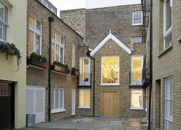 Thumbnail 4 bed mews house to rent in Clareville Grove Mews, Clareville Street, London