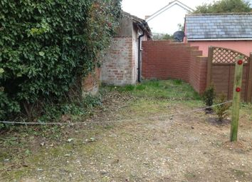 Thumbnail Parking/garage for sale in Leveretts Lane, Walberswick, Southwold