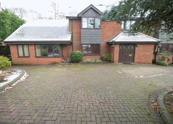 Thumbnail 5 bed detached house for sale in Princess Road, Lostock, Bolton