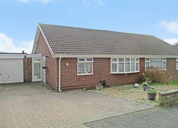 Thumbnail 2 bed bungalow for sale in Frosthole Crescent, Fareham